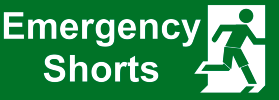 Emergency Shorts, Blogs and short stories from police and emergency service works